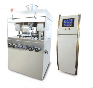 Updated Sub-High Speed Tablet Press Machine (ZPG-55A) pictures & photos