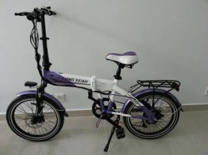 Foldable E-Bike (The forth generation) pictures & photos