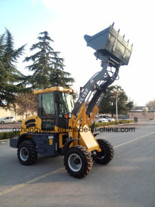 Zl15f Mini Wheel Loader with Ce/Quick Hitch /Front Loader pictures & photos