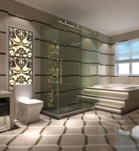 Sliding Shower Room System
