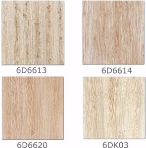 Ceramic Wooden Floor Tiles / Natural Porcelain Floor Tiles pictures & photos
