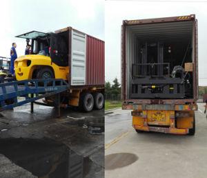 Shantui 5 7 Ton Diesel Forklift Truck pictures & photos