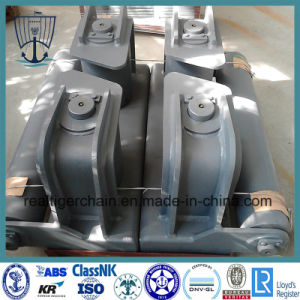 Marine Hardware Three Roller Fairlead for Ship pictures & photos