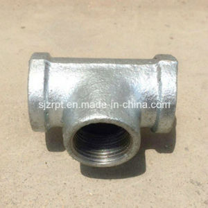 Banded Side Outlet Tee Malleable Iron Pipe Fitting pictures & photos
