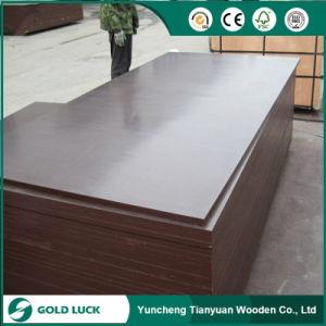 18mm Construction Concrete Formwork Waterproof Film Faced Marine Grade Phenolic Poplar Plywood pictures & photos