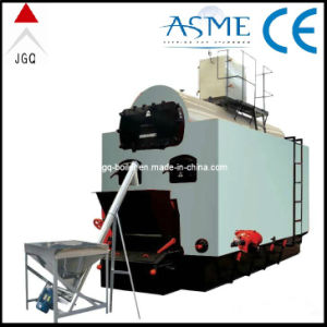 Wood Particle Steam Boiler or Hot Water Boiler