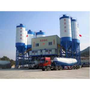 HZS180 Ready-Mix Concrete Mixing Plant pictures & photos