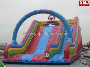 2015 New Design Giant Inflatable Slide, Giant Inflatable Water Slide