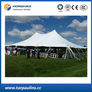 Fabric Rooftop Luxury Outdoor Event Wedding Party Exibition PVC Tent pictures & photos