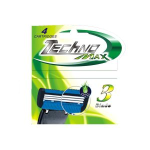 High Quality Triple Blade System Shaving Razor pictures & photos