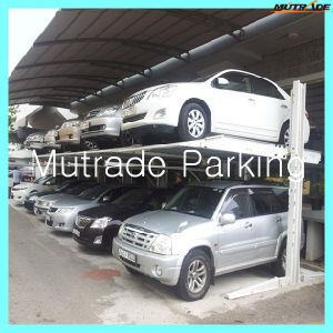 Hydraulic Carport for Commerical Building Parking Solution pictures & photos