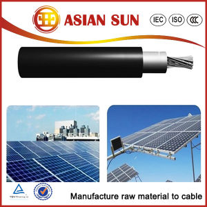 2016 Hot Sale DC Tinned Copper Solar PV Cable 4mm2 pictures & photos