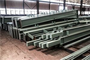 Low Cost Steel Godown to Africa pictures & photos