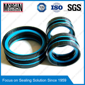 NBR PCA/Zx/Kgd/Tpm/Das Type Hydraulic Piston Seal pictures & photos