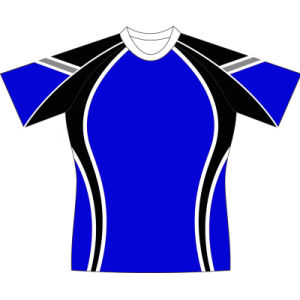 Men Sublimated Rugby Shirt Soccer Jersey in High Quality pictures & photos