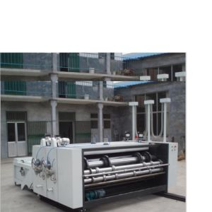 High-Tech Corrugated Box Making Line
