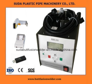 Sde315 Electrofusion Welding Machine/HDPE Pipe Welder pictures & photos