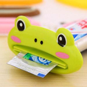 Cartoon Easy Squeezer Toothpaste Tube Dispenser