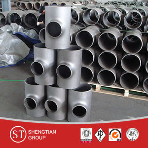 Tee Pipe Fititng Carbon Steel Stainless Steel pictures & photos