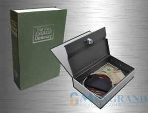 Mechanical Book Safe Box (MG-BK180/240/265) pictures & photos