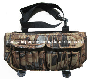 Neoprene Camouflage Bulleting Bag (HXFB4010) pictures & photos
