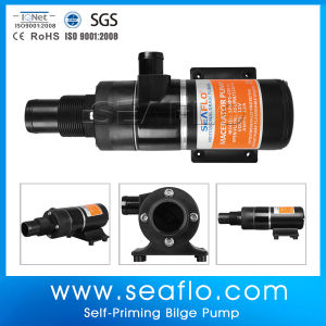 Seaflo 12V 45.0lpm Hot Sale Micro Sewage Pump for Liquid Transfer pictures & photos