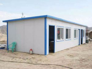 Steel Structure Building Prefabricated House Material pictures & photos