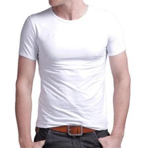 Latest Fashion Men Cotton T-Shirt for Men pictures & photos