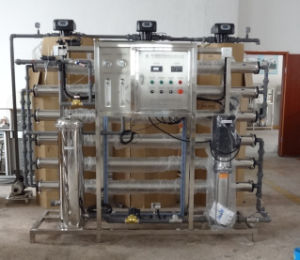 Pure Water Filter Plant RO System Water Treatment Plant (KYRO-3000) pictures & photos