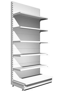 Single Side Euro Shelving pictures & photos