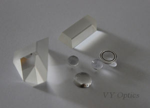 Best Selling Optical Lf1 Glass Rhombic Prism pictures & photos