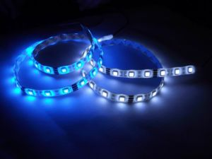 5m 300 LED SMD 5050 Waterproof (IP65) Flexible / DIY Cut-Able Light Strip (Blue)