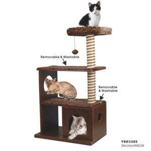 Big Cat Tree, Wholesale Cat Furniturepet Toy (YS83305) pictures & photos