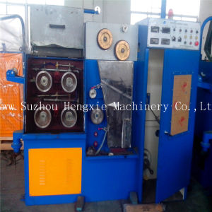 Wire Drawing Machine with Annealing (HXE-22DT) pictures & photos