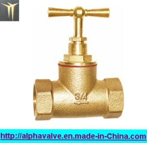 Brass Stop Valve (a. 0148) pictures & photos