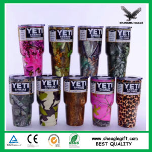 Colorful Double Wall Stainless Steel Coco Cola Vacuum Bottle pictures & photos