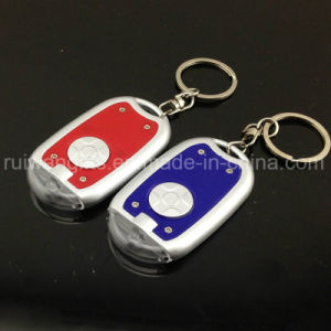 Promotional Mini LED Light Keychain (LKC001) pictures & photos
