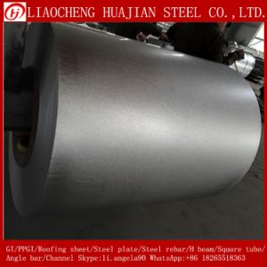 Jisg3321 Hot Dipped Al-Zn Coated Steel Coil of Metal Material pictures & photos