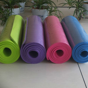 Light Yoga Full Body Workout Mat pictures & photos