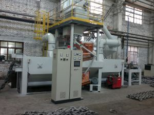 Shot Blasting Machine for Anchor Chains