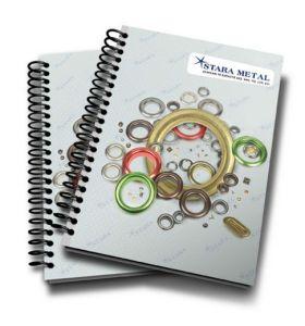 School Paper Notebook Children English Notebook