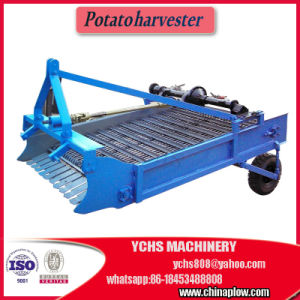 Farm Tractor Mounted Agricultural Potato Harvester pictures & photos