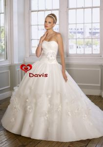 Ball Gown Dress (WD3014))