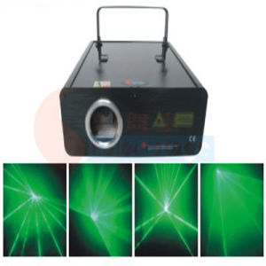 100mw Single Green Carton Laser