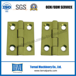 Small Solid Brass Hinge with Good Quality pictures & photos