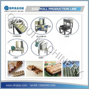 Roll Wafer Machine pictures & photos