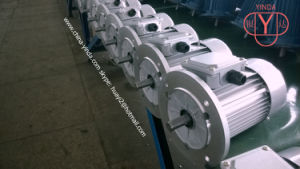 Ms Series Tefc (IP55) Three Phase AC Motor / Electrical Motor pictures & photos