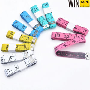 1.5meter PVC Tailor Measuring Tapes for Best Promotional Gift pictures & photos