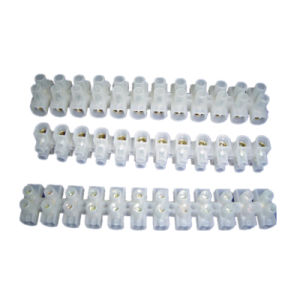 100A 35mm2 Terminal Block Plastic Terminal Blocks H/ U/ V Type PA PP PE pictures & photos