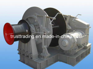 4 Points Hydraulic Mooring Winch pictures & photos